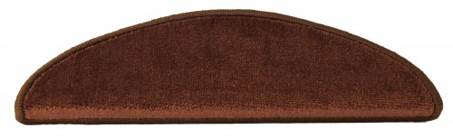 Trapmat Velours Brown 17 x 56 cm