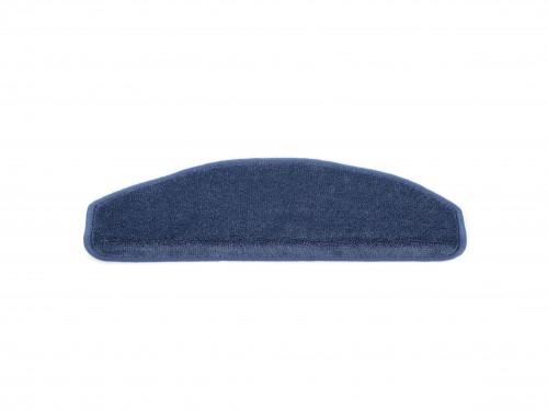 Trapmat Velours Blauw 17 x 56 cm