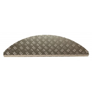 Aluminium trapmat Cool 17.5 x 60 cm